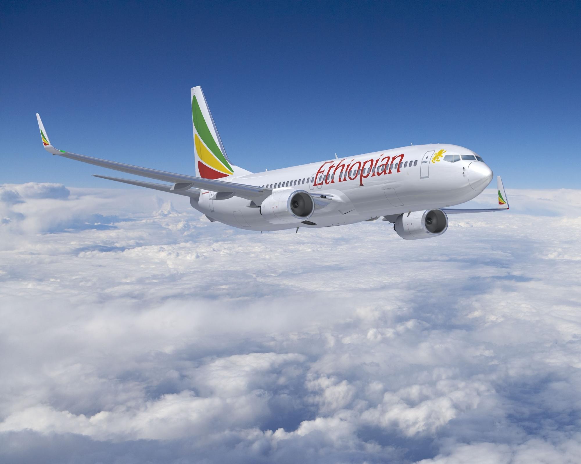 Boeing Ethiopian Air