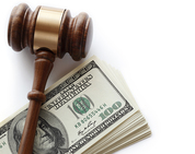 Gavel Money Fines