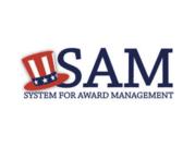 SAM- system award management