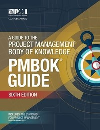 PMBok-6th