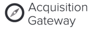 Acquisition Gateway-Tool