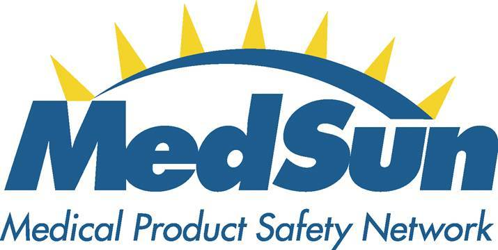 Medical Product Safety Network (MedSun) Logo