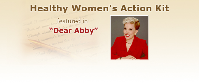 Large photo of Dear Abby