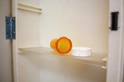 Drug shortage medicine cabinet