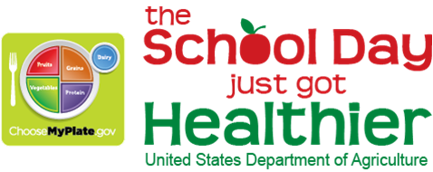School Day Just Got Healthier Logo