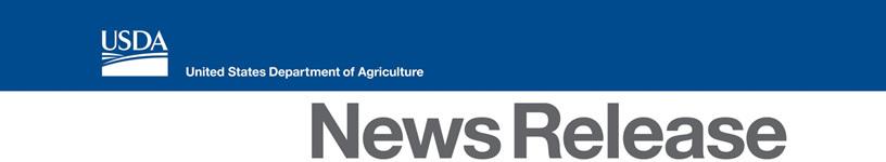 USDA News Release