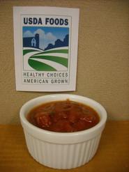 USDA Foods salsa