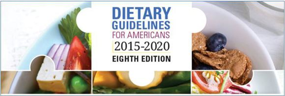 Dietary Guidelines for Americans, 2015-2020