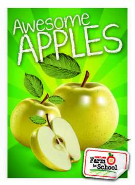 Poster: Awesome Apples