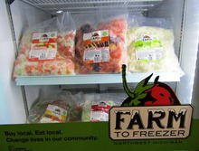 MI Frozen Fruits and Vegetables