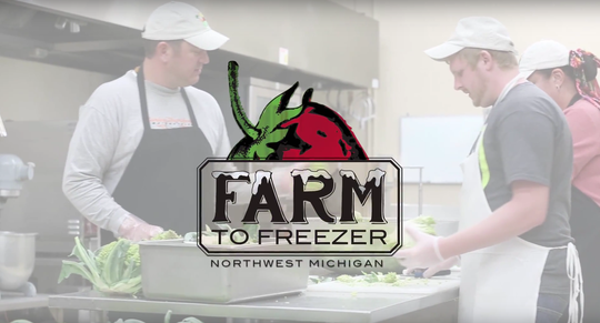 Michigan Farm to Freezer