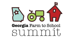 Georgia Farm to School Summit Logo
