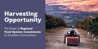Harvesting Opportunity Banner