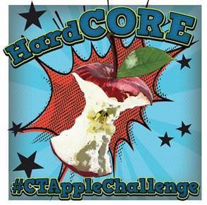 Connecticut's HardCORE Apple Challenge Poster