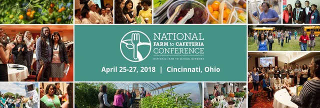 Farm to Cafeteria Conference Banner