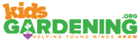 Kids Gardening logo