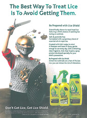 Lice Shield - International Monthly - July 2014