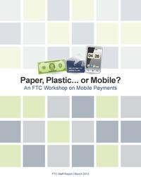 paper, plastic