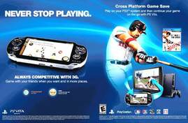 Sony Vita graphic
