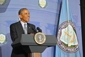 President Obama at FTC