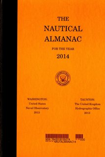 The Nautical Almanac for 2014