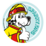 sparky fire dog