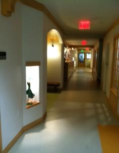 D2 hallway