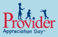 provider appreciation logo