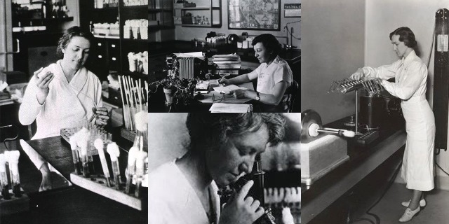 Blog: Women Scientists in America's History