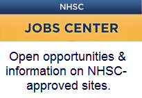 NHSC Jobs Center