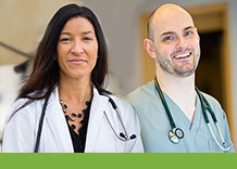 Health Workforce Connector green border