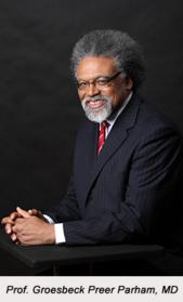 Professor Groesbeck Preer Parham, MD