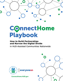 ConnectHome Playbook Cover