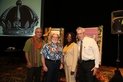 Mike McCartney, President and CEO, Hawaii Tourism Authority, Hawaii Governor Neil Abercrombie, Assistant Secretary Nicole Lamb-Hale and Bruce Coppa