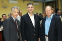  U.S. Consul General Bruce Turner, Under Secretary Snchez, and Oleg Prokhorenko during the SABIT Alumni event held in St. Petersburg, Russia