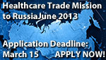 ITA is hosting a trade mission to Russia