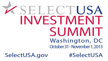 The SelectUSA Summit takes place in Washington from Oct. 31 through Nov. 1