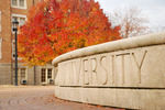 Photo of University campus from Steve Shepard - iStock photo