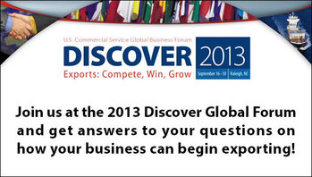 The Discover Forum is Sept. 16 through 18 in Raleigh, North Carolina