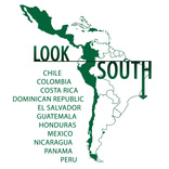 The Look South logo shows there are 11 countries in Latin America with which the US has a free trade agreement