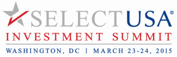 selectusa investment summit logo March 2015