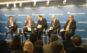 Discussion hosted by the Atlantic Council