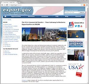 ASEAN Info on Export.gov
