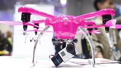 Pink Drone