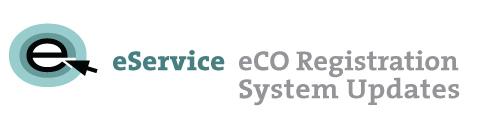 eService Update Logo