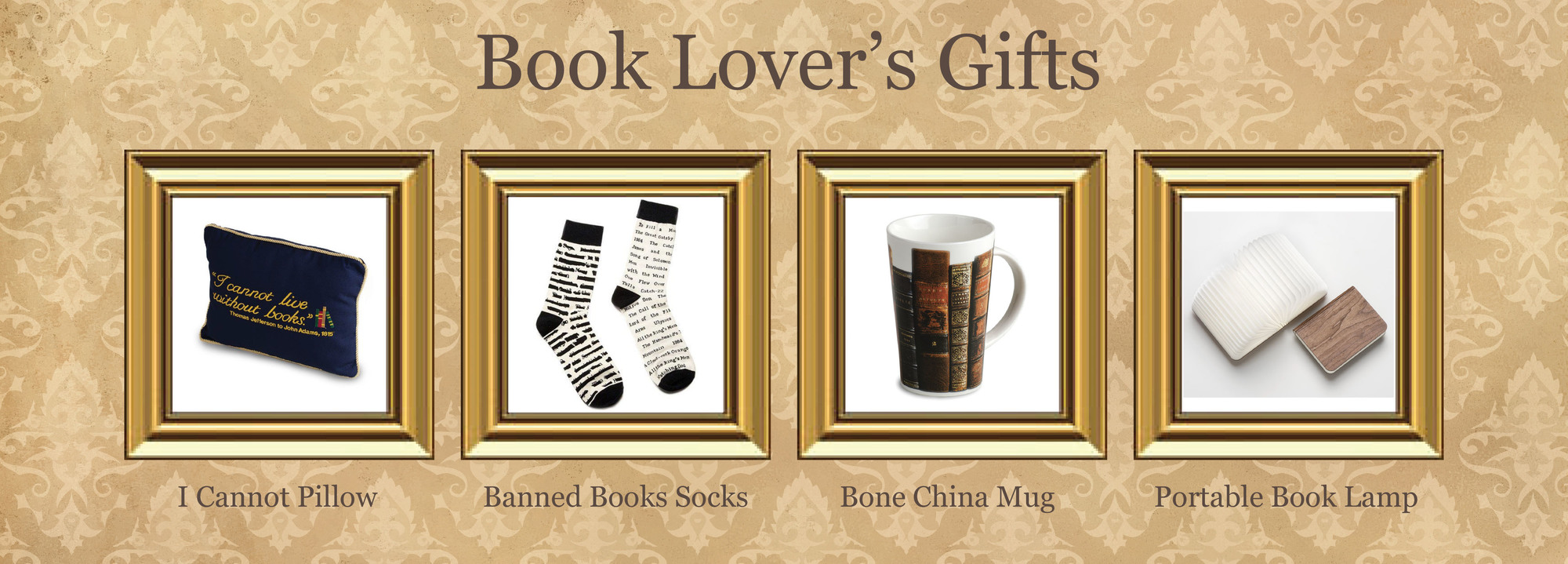 Book Lover 39 S Gift List Free Shipping