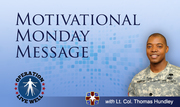 Monday Motivational Message
