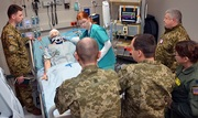 Ukranian doc visit