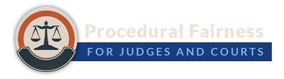 Procedural Fairness