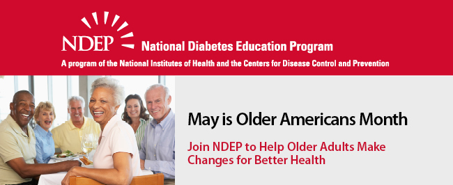 may is older americans month join ndep to help older